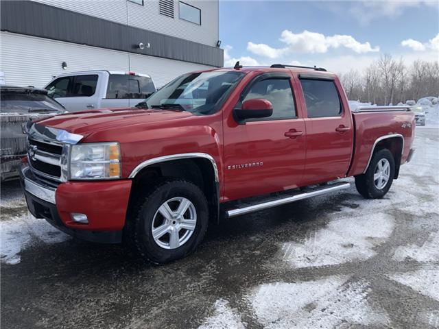 2007 Chevrolet Silverado 1500 Next Generation LTZ (Stk: 19037-1) in Sudbury - Image 1 of 5