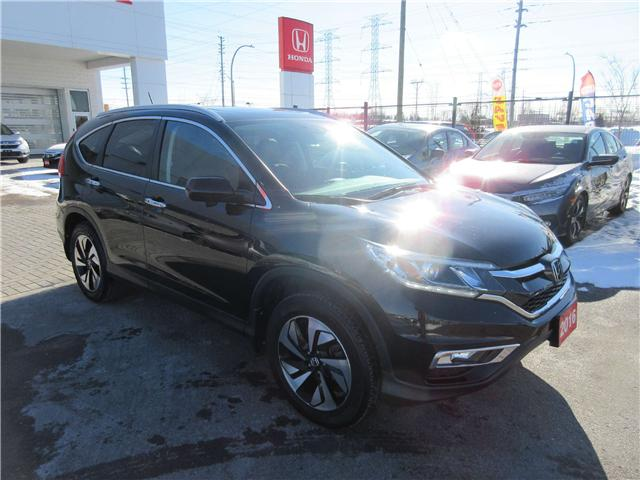 2016 Honda CR-V Touring (Stk: SS3353) in Ottawa - Image 2 of 13