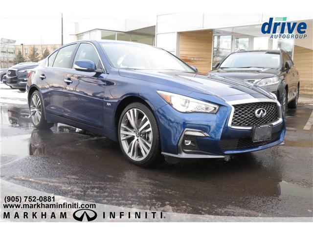 2019 Infiniti Q50 3.0t Signature Edition (Stk: K299) in Markham - Image 7 of 22