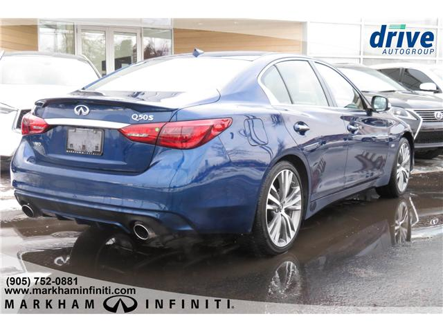 2019 Infiniti Q50 3.0t Signature Edition (Stk: K299) in Markham - Image 5 of 22