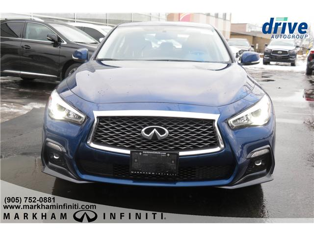 2019 Infiniti Q50 3.0t Signature Edition (Stk: K299) in Markham - Image 8 of 22