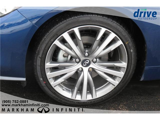 2019 Infiniti Q50 3.0t Signature Edition (Stk: K299) in Markham - Image 10 of 22