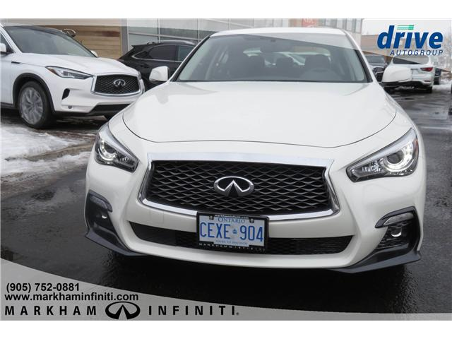 2019 Infiniti Q50 3.0T AWD Signature Edition (Stk: K264) in Markham - Image 8 of 23