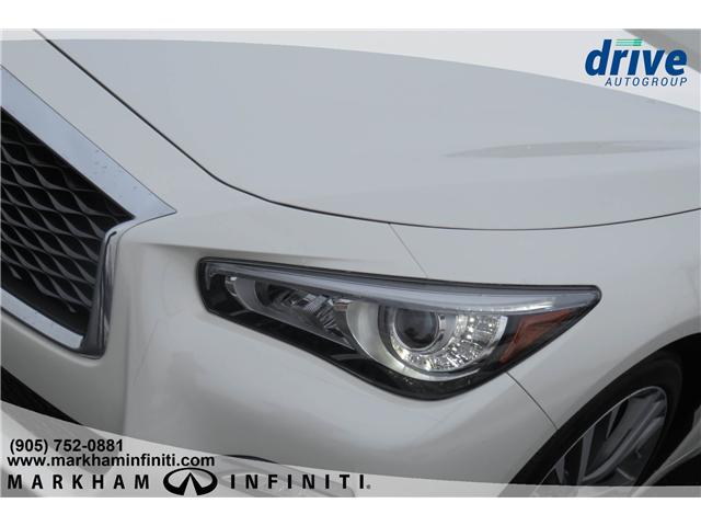2019 Infiniti Q50 3.0T AWD Signature Edition (Stk: K264) in Markham - Image 9 of 23