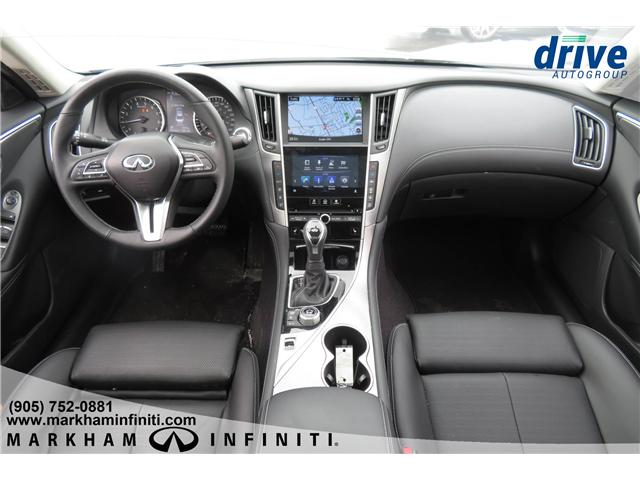 2019 Infiniti Q50 3.0T AWD Signature Edition (Stk: K264) in Markham - Image 11 of 23