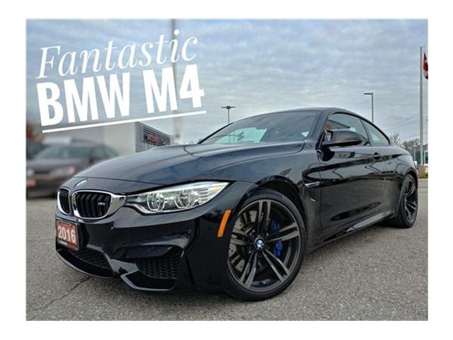 2016 BMW M4 Base (Stk: GK337396L) in Cobourg - Image 1 of 32