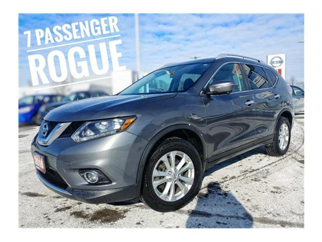 2015 Nissan Rogue SV (Stk: FC794091) in Cobourg - Image 1 of 32