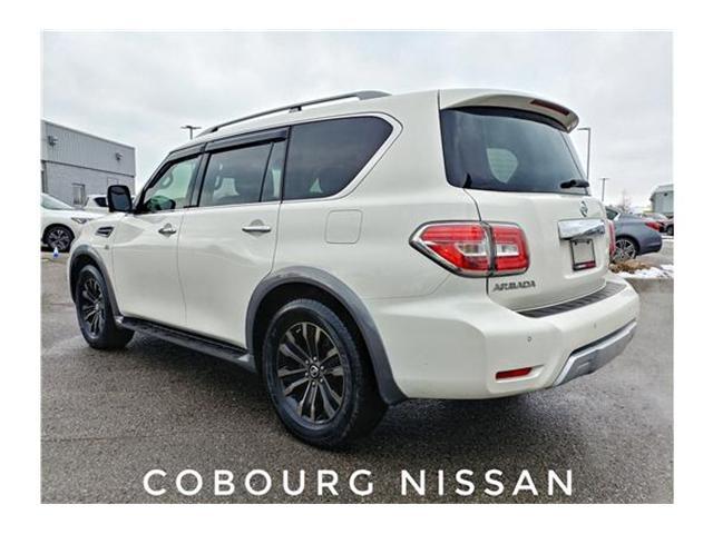 2017 Nissan Armada Platinum (Stk: H9503053L) in Cobourg - Image 5 of 32