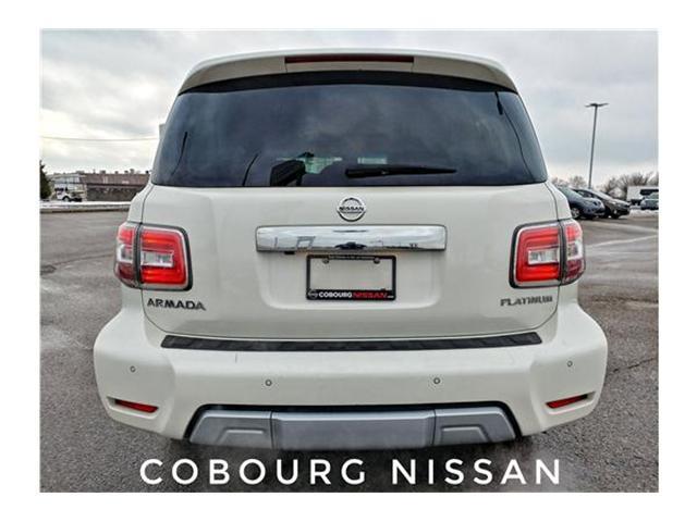 2017 Nissan Armada Platinum (Stk: H9503053L) in Cobourg - Image 6 of 32