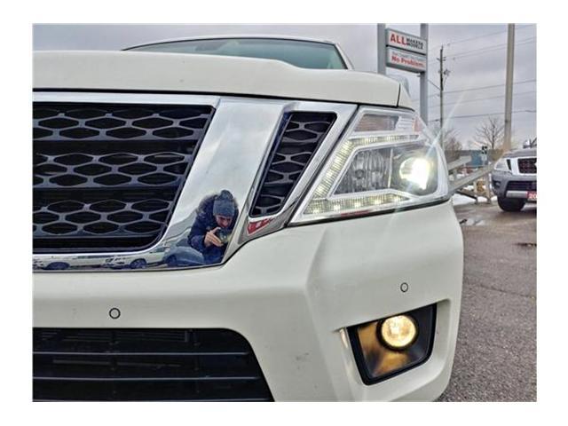 2017 Nissan Armada Platinum (Stk: H9503053L) in Cobourg - Image 13 of 32