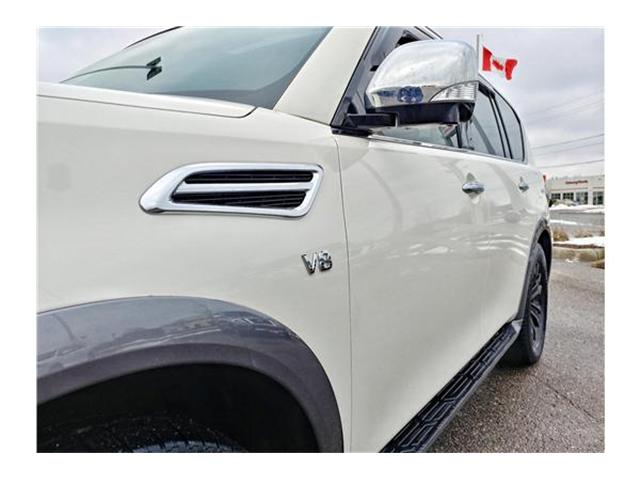 2017 Nissan Armada Platinum (Stk: H9503053L) in Cobourg - Image 15 of 32