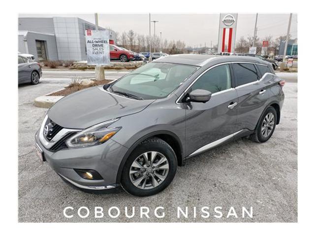 2018 Nissan Murano SL (Stk: JN104244) in Cobourg - Image 3 of 32