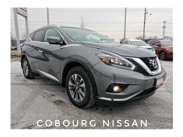2018 Nissan Murano SL (Stk: JN104244) in Cobourg - Image 9 of 32