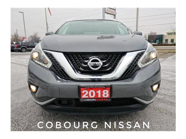 2018 Nissan Murano SL (Stk: JN104244) in Cobourg - Image 10 of 32