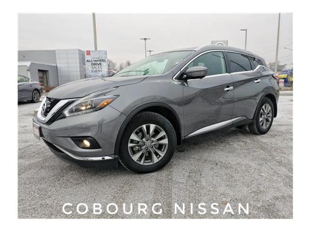 2018 Nissan Murano SL (Stk: JN104244) in Cobourg - Image 11 of 32