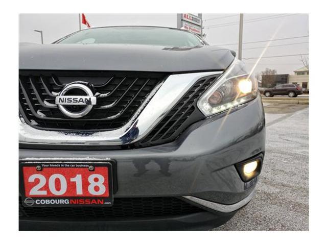 2018 Nissan Murano SL (Stk: JN104244) in Cobourg - Image 12 of 32