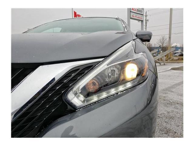 2018 Nissan Murano SL (Stk: JN104244) in Cobourg - Image 13 of 32