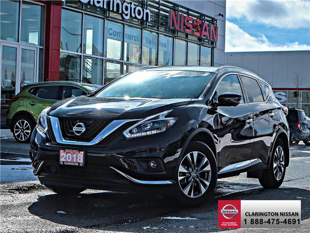 2018 Nissan Murano SL (Stk: 959) in Bowmanville - Image 1 of 30