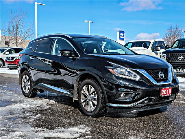 2018 Nissan Murano SL (Stk: 959) in Bowmanville - Image 8 of 30