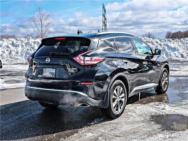2018 Nissan Murano SL (Stk: 959) in Bowmanville - Image 6 of 30
