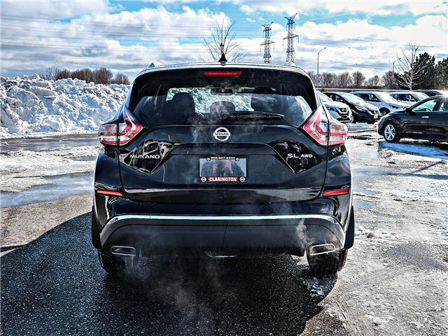 2018 Nissan Murano SL (Stk: 959) in Bowmanville - Image 5 of 30
