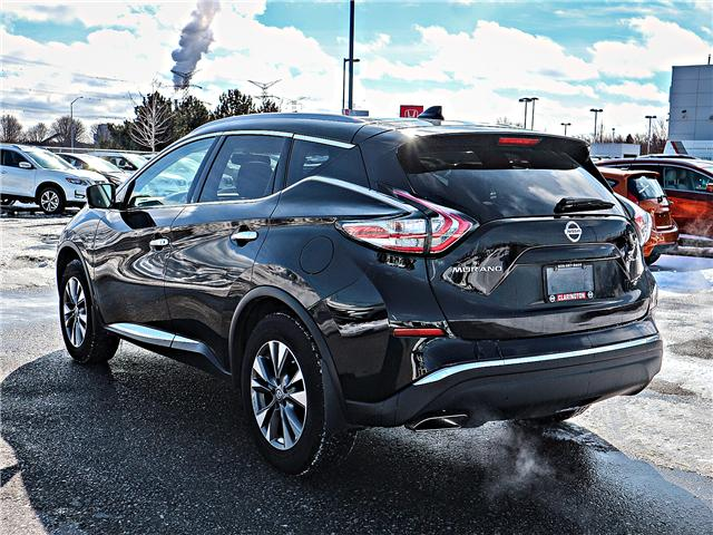 2018 Nissan Murano SL (Stk: 959) in Bowmanville - Image 4 of 30