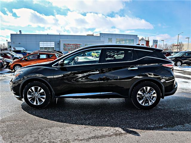 2018 Nissan Murano SL (Stk: 959) in Bowmanville - Image 3 of 30