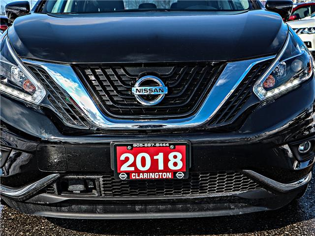 2018 Nissan Murano SL (Stk: 959) in Bowmanville - Image 10 of 30