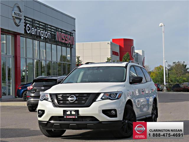2018 Nissan Pathfinder Midnight Edition (Stk: 1026P) in Bowmanville - Image 1 of 23