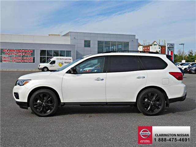2018 Nissan Pathfinder Midnight Edition (Stk: 1026P) in Bowmanville - Image 2 of 23