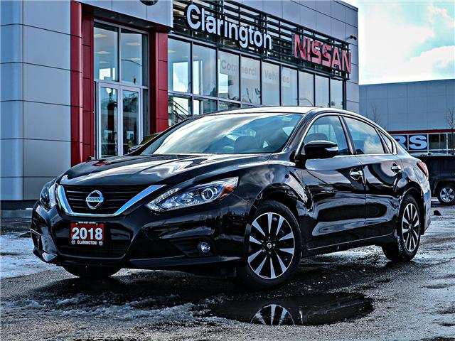 2018 Nissan Altima 2.5 SL Tech (Stk: 976) in Bowmanville - Image 1 of 30