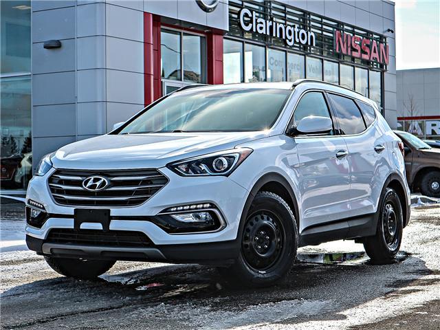 2017 Hyundai Santa Fe Sport 2.4 Base (Stk: P1222A) in Bowmanville - Image 1 of 27