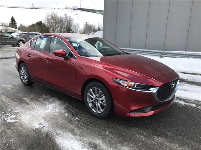 2019 Mazda Mazda3 GX (Stk: E102312) in Saint John - Image 2 of 5