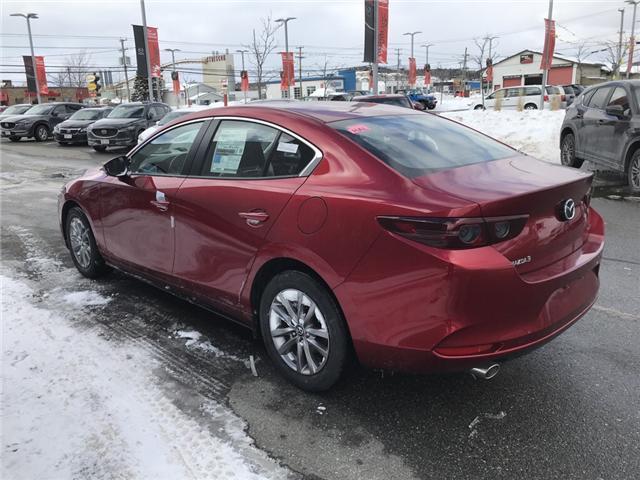 2019 Mazda Mazda3 GX (Stk: E102312) in Saint John - Image 4 of 5