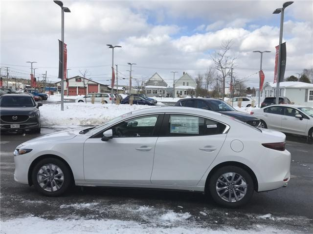 2019 Mazda Mazda3 GX (Stk: E115186) in Saint John - Image 2 of 6