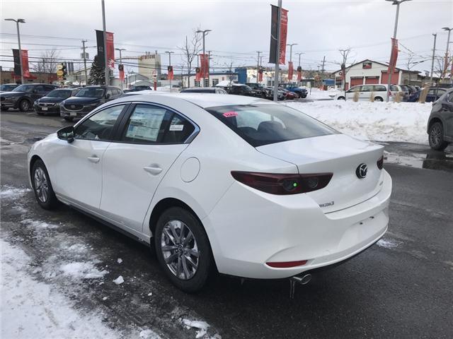 2019 Mazda Mazda3 GX (Stk: E115186) in Saint John - Image 3 of 6