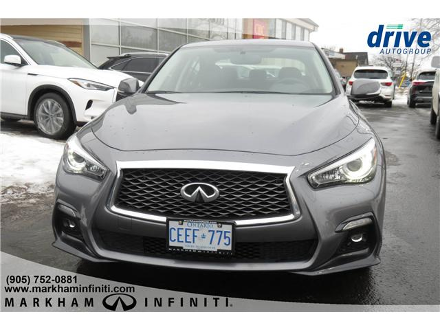 2019 Infiniti Q50 3.0t Signature Edition (Stk: K304) in Markham - Image 7 of 21