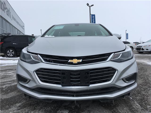 2017 Chevrolet Cruze Premier Auto (Stk: 17-45774RJB) in Barrie - Image 2 of 26