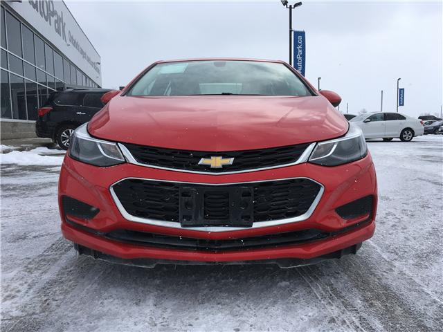 2017 Chevrolet Cruze LT Auto (Stk: 17-90444RJB) in Barrie - Image 2 of 25