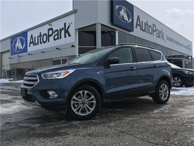 2018 Ford Escape SEL (Stk: 18-50510RMB) in Barrie - Image 1 of 29