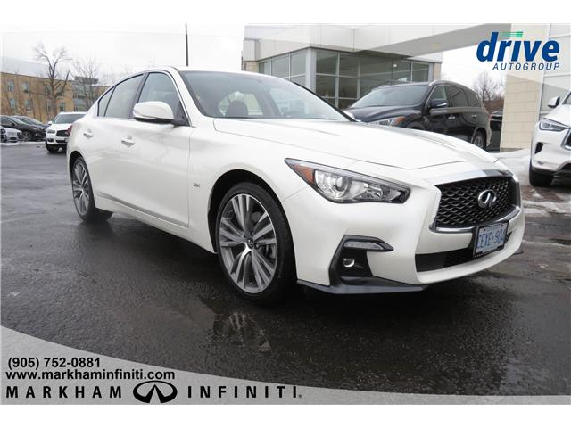 2019 Infiniti Q50 3.0T AWD Signature Edition (Stk: K271) in Markham - Image 7 of 21