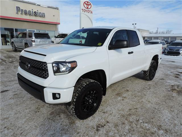 2019 Toyota Tundra SR5 Plus 5.7L V8 (Stk: 19170) in Brandon - Image 2 of 22