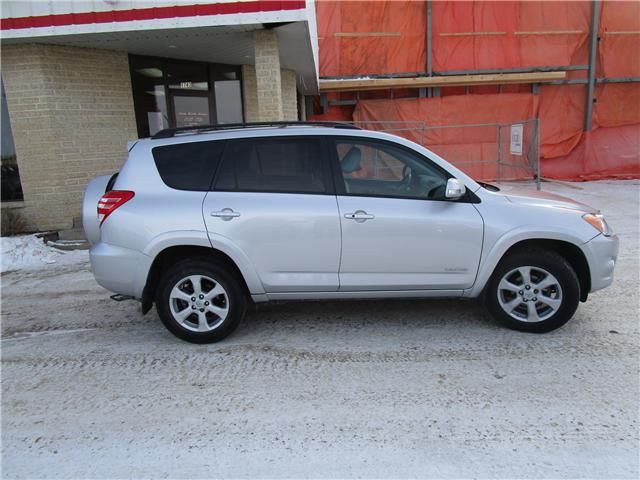 2011 Toyota RAV4 Limited (Stk: 7867) in Moose Jaw - Image 8 of 23