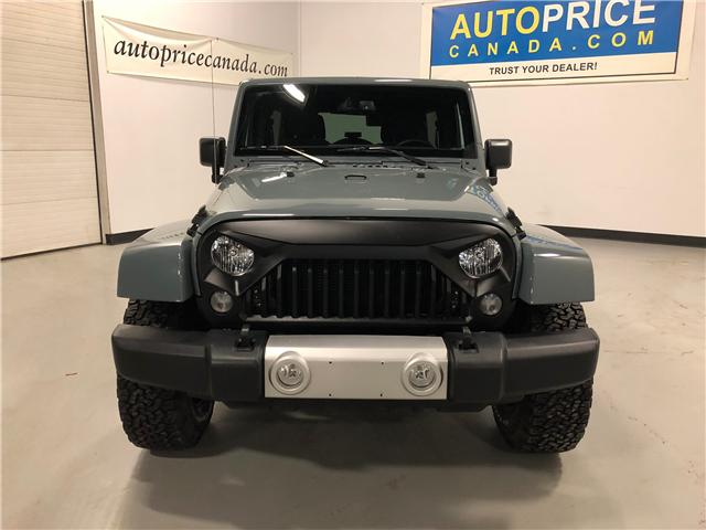 2015 Jeep Wrangler Unlimited Sahara (Stk: J0090) in Mississauga - Image 2 of 22