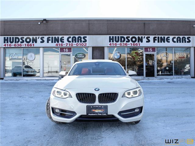 2014 BMW 228i  (Stk: 98852) in Toronto - Image 2 of 29