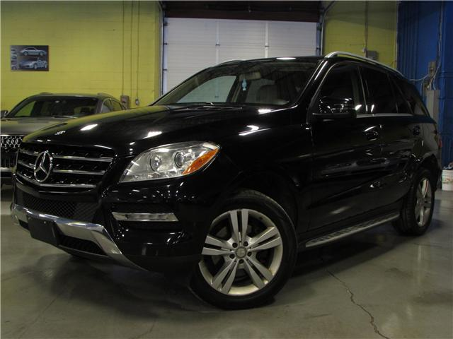 2012 Mercedes-Benz M-Class Base (Stk: 5545) in North York - Image 1 of 15