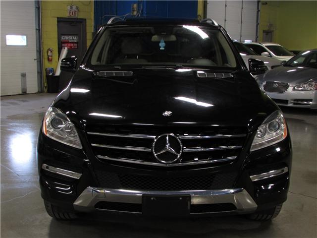 2012 Mercedes-Benz M-Class Base (Stk: 5545) in North York - Image 2 of 15