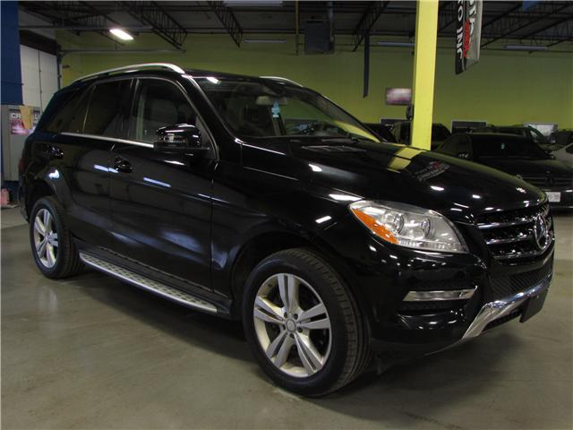 2012 Mercedes-Benz M-Class Base (Stk: 5545) in North York - Image 3 of 15