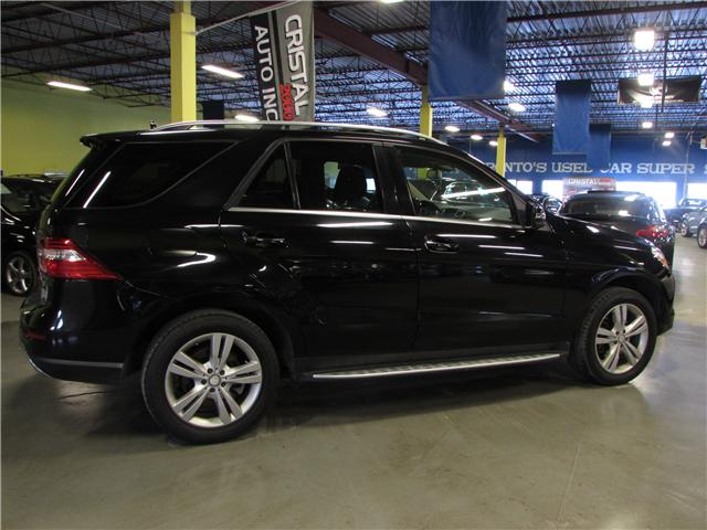 2012 Mercedes-Benz M-Class Base (Stk: 5545) in North York - Image 4 of 15