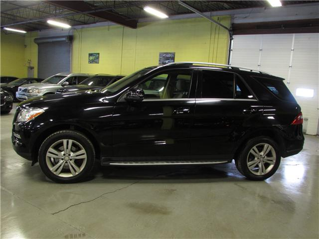 2012 Mercedes-Benz M-Class Base (Stk: 5545) in North York - Image 7 of 15